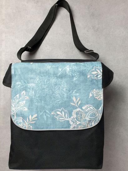 Gepäckträgertasche, Packtasche, doppel,