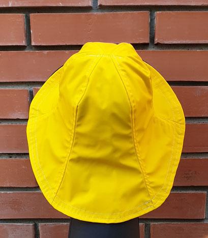 Regenhut, Gelb,
