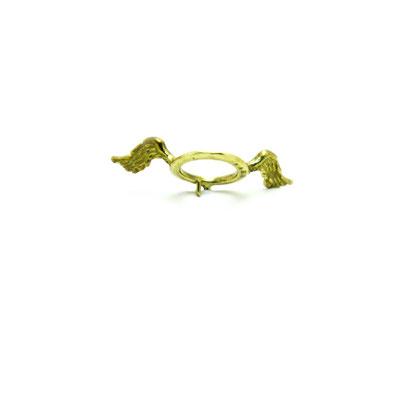 angel ring:頭に天使の輪を付ければ天使気分♪着いている日は清い心でいられそうです。