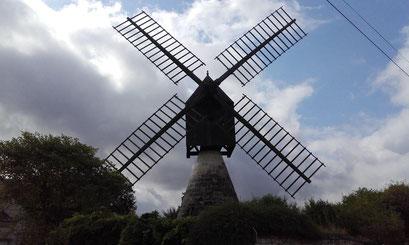 Moulin cavier (Photo CLR)