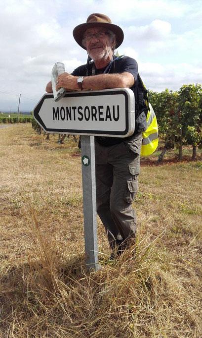 Avec le monsieur de Montsoreau, non plus (Photo CLR)