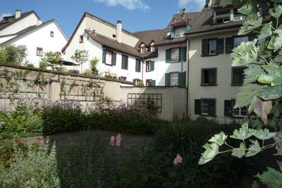 Hinterhof im Spalengraben