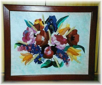 C 4g Bouquet de fleurs