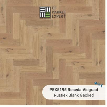 PEX5195 Reseda Rustiek Blank Geolied