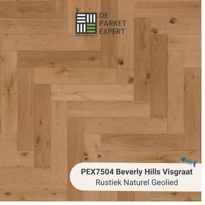 PEX7504 Beverly Hills Rustiek Naturel Geolied