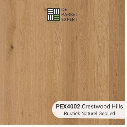 PEX4002 Crestwood Hills Rustiek Naturel Geolied