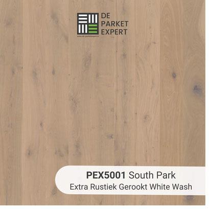 PEX5001 South Park Extra Rustiek Gerookt White Wash