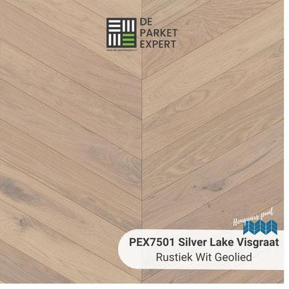 PEX7501H Silver Lake Rustiek Wit Geolied