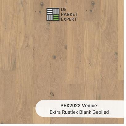 PEX2022 Venice Extra Rustiek Blank Geolied