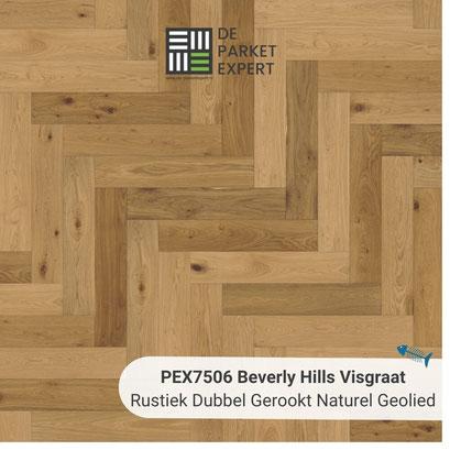 PEX7506 Beverly Hills Rustiek Dubbel Gerookt Naturel Geolied