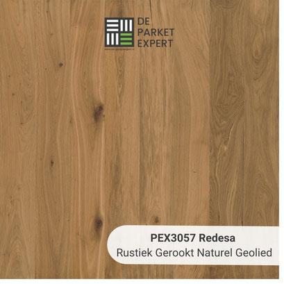 PEX3057 Redesa Rustiek Gerookt Naturel Geolied