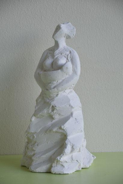 Wiegelied - granito - 29 x 15 x 15 cm