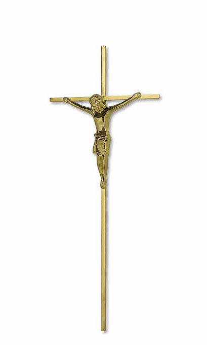 Kreuz mit Körper gold Artikel Nr. 633