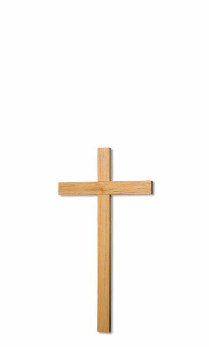 Holzkreuz hell Artikel Nr. 610