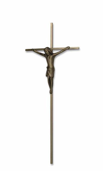 Kreuz mit Körper messing Artikel Nr. 633