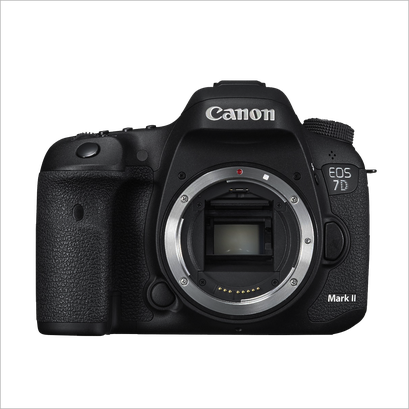Canon EOS 7D MARK II DSLR. 20.2 Megapixel CMOS Sensor With Dual DIGIC 6 Image Processors - Brand New!