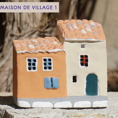 maison de village 1