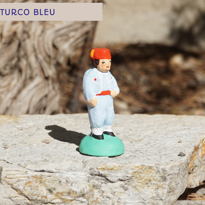 turco bleu