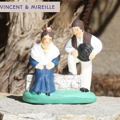 Vincent & Mireille