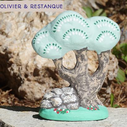olivier & restanque