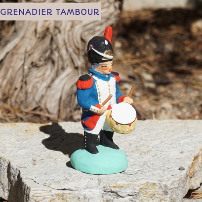 grenadier tambour