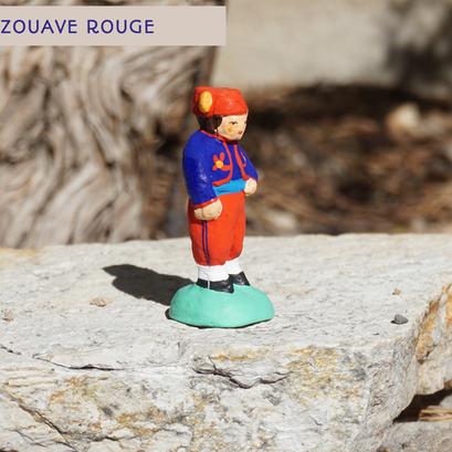 zouave rouge