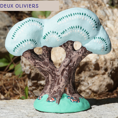 deux oliviers