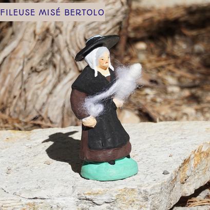 fileuse Misé Bertolo
