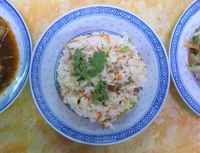 Beilagen | Gebratener Reis