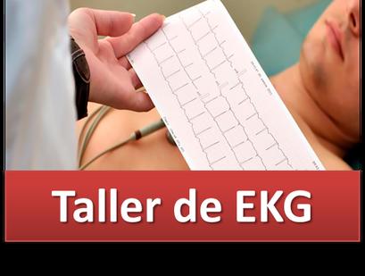 Taller de EKG