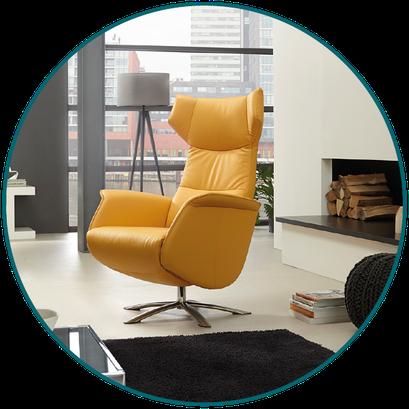 Relaxfauteuil (sta-op stoel) TW-241