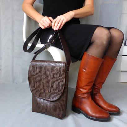 Männertasche an-der-Frau :)