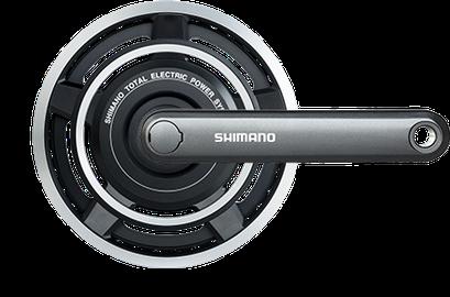 Shimano STePS  kettingblad