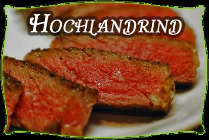 Hochlandrindfleisch