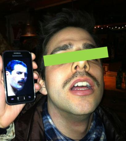 Freddie Mercury lebt!!!!