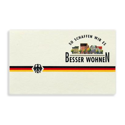BMBau Pressereferat für Severin & Partner, Berlin und Düsseldorf