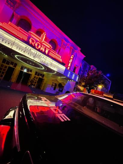 movie park germany roxy 4d kino abends nachts grand opening movie park studios