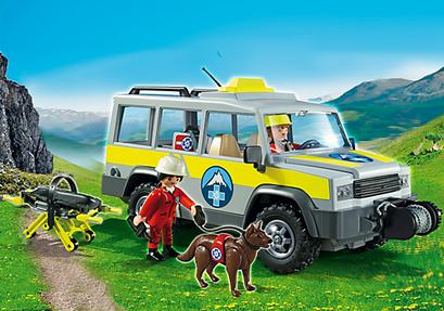Playmobil : les sauveteurs de montagne