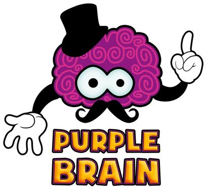 Purple Brain Créations, éditeur camblanais à la gamme Contes & Jeux