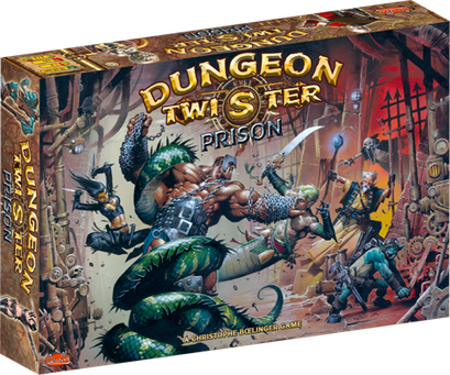 Dungeon Twister : Prison