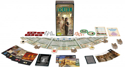 7 Wonders Duel : Agora (Extension)