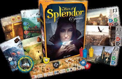 Splendor : Les Cités de Splendor