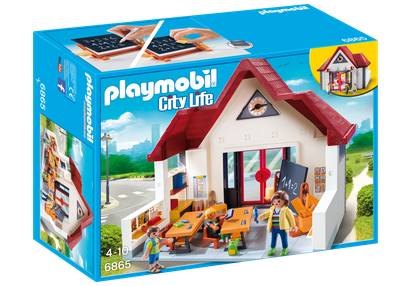 Playmobil : la salle de classe