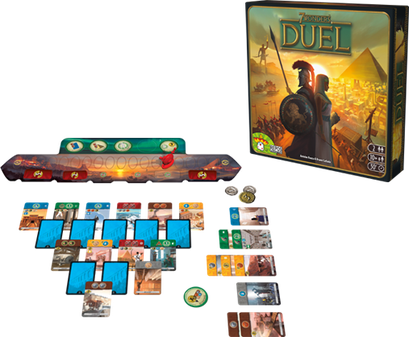 7 Wonders : Duel (Repos Prod)