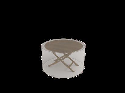 ©Nortene, housse de protection pour moblier - Table ronde