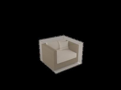 ©Nortene, housse de protection pour moblier - Canapé 1 place