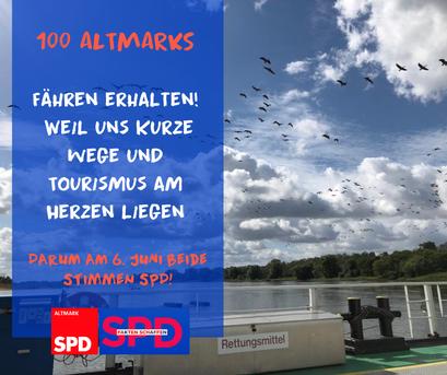 Fähren über die Elbe