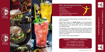 Peter Pane Burgergrill & Bar
