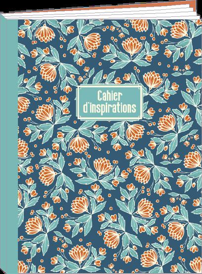 Cahier 96 pages lignées, 100% fabrication française et 100% recyclable. Illustré par Mila et MG - KIT2