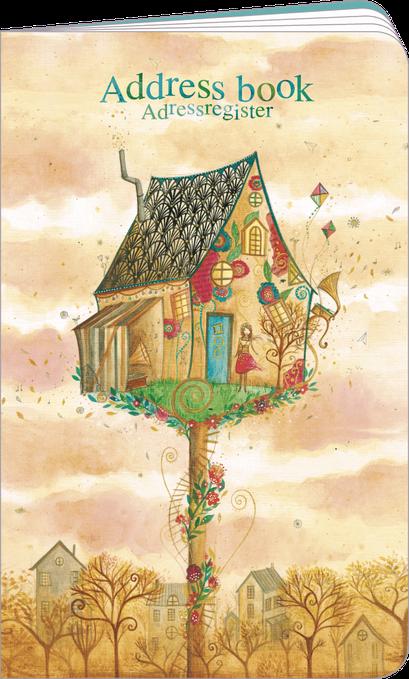 Address book by Jehanne WEYMAN